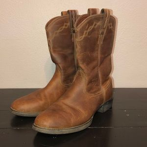 Ariat Womens Heritage Roper Boots